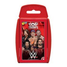 WWE - Refresh Top Trumps Card Game