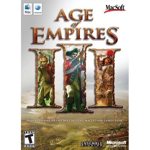 Age Of Empires III (Mac)