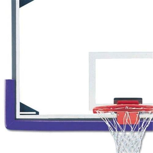 Gared 1092005 Pro-Mold Indoor Basketball Backboard Padding, Royal
