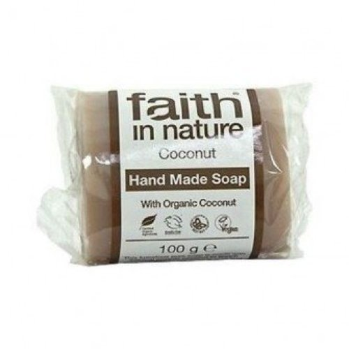 Faith In Nature - Coconut Soap 100g
