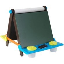 KidKraft Tabletop Easel Playset, Multicolor