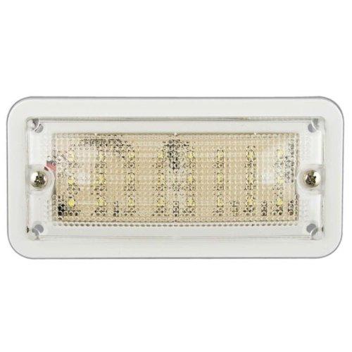 LED Autolamps LED Interior Lamp Rectangular White 148WW12
