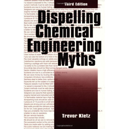 Dispelling chemical industry myths (Chemical Engineering)