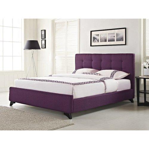 Bed - Bed Frame - Platform Bed - AMBASSADOR