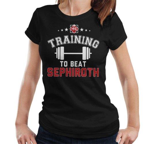 Training To Beat Sephiroth Women's T-Shirt