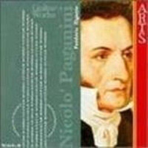 ZIGANTE FREDERIC - PAGANINI MUSIC FOR GUITAR 4 - CD