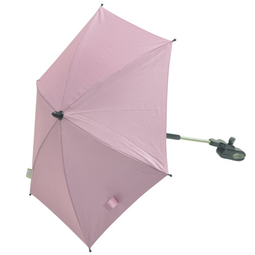 Baby Parasol compatible with Babybus Sunset Light Pink