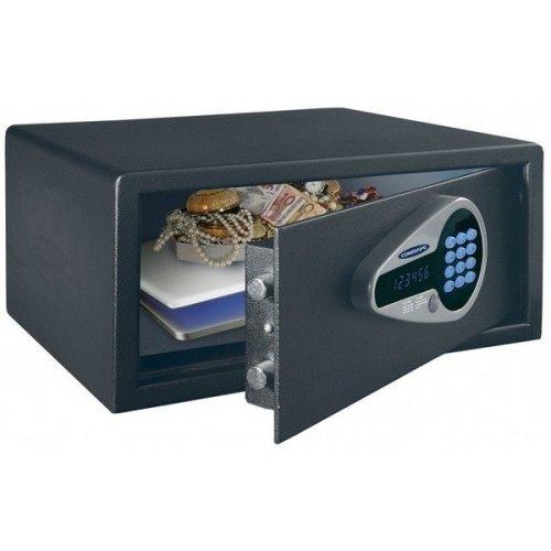 Hotel Digital Electronic Security Safe Steel Office Solution Rottner