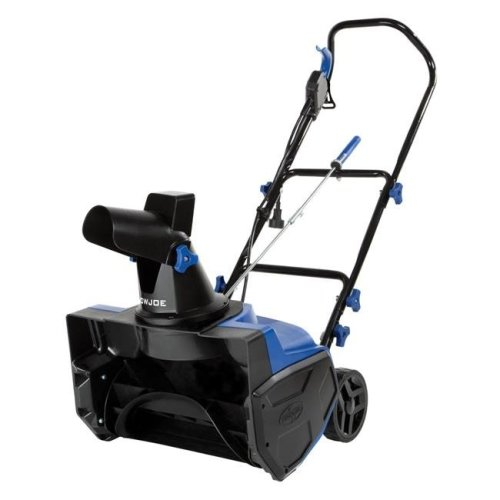 18 in. 12A Motor Electric Single Stage Snow Thrower