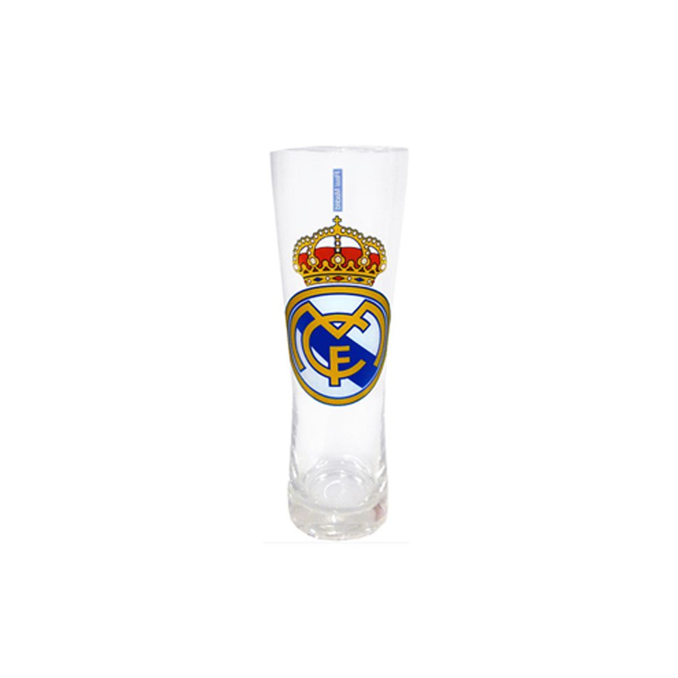 6d84aaccdbe Real Madrid F.c. Tall Beer Glass Official Merchandise - Football Fc Pint -  glass tall beer madrid real official football fc pint licensed gift new on  OnBuy