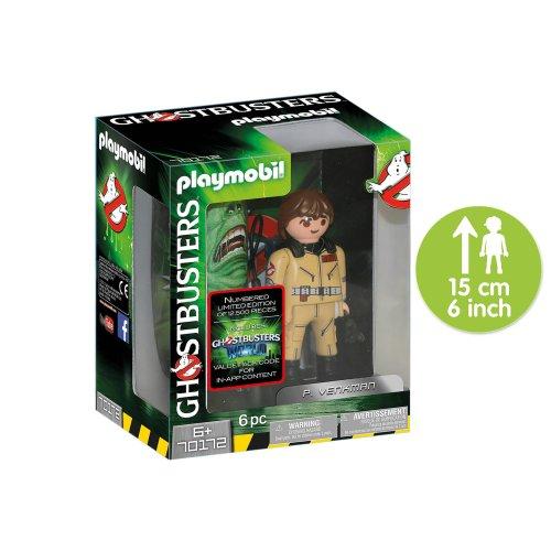 Playmobil 70172 Ghostbusters Figure P. Venkman