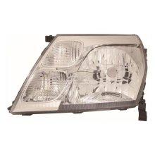 Toyota Hi-Ace Mk4 Van 10/2006-2012 Headlight Headlamp Passenger Side N/S