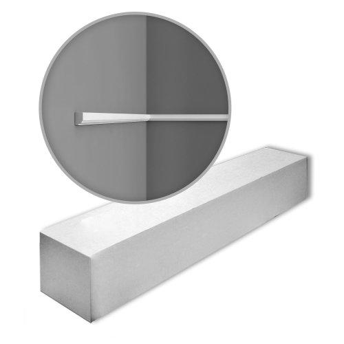 Orac Decor P9050 LUXXUS 1 Box 50 pieces Cornices Mouldings | 100 m