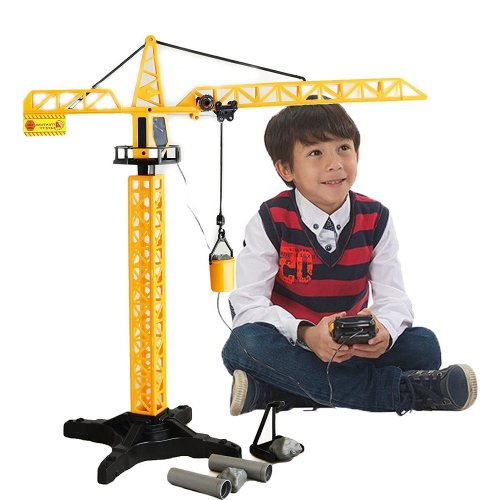 Remote Controlled Tower Crane