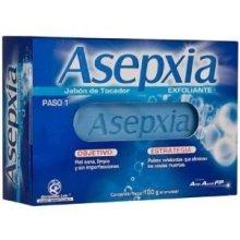 Asepxia Scrub Exfoliante Soap 3.53oz (Pack of 3)