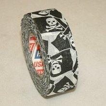 Jaybird And Mais 299 Hockey Tape: 1 In. X 60 Ft. (Jolly Roger)