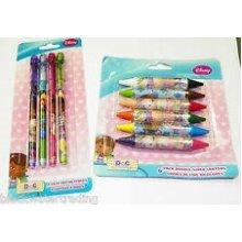 Pop Up Pencils   DISNEY DOC MCSTUFFINS   Officially Licensed