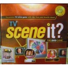 Tv Scene It? DVD Game Original in Tin 2005