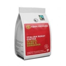 Equal Exchange - Org F/T Italian Grd Coffee 227g
