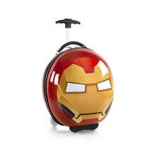 9a1c8804e56e Heys 30365030 Iron Man Rolling Round Luggage Suitcase