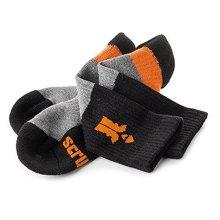 Scruffs Reinforced Trade Work Socks Men's 3 PACK