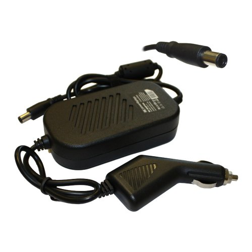 HP Envy 17-2107TX Compatible Laptop Power DC Adapter Car Charger