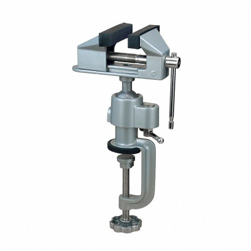 55mm Multi Angled Bench Vice -  vice bench pvc7008 multi modelcraft jaw width angled 55mm