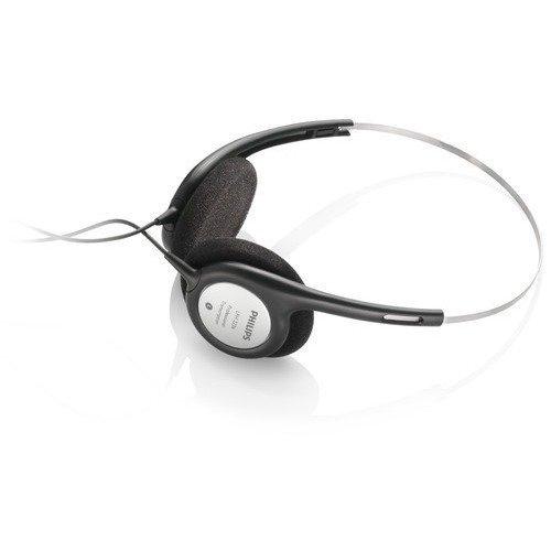 Philips Lfh2236 Black Circumaural Head-band Headphone