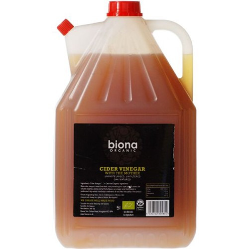 Biona Cider Vinegar with the Mother 5ltr