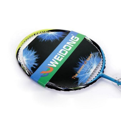 Carbon Badminton Racket Recreation Strung Racket