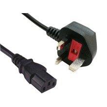 Sandberg 230v Cable Uk Pc-wall 1.8 M
