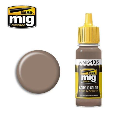 Ammo by Mig Acrylic Paint - A.MIG-0135 Cinnamon (17ml)