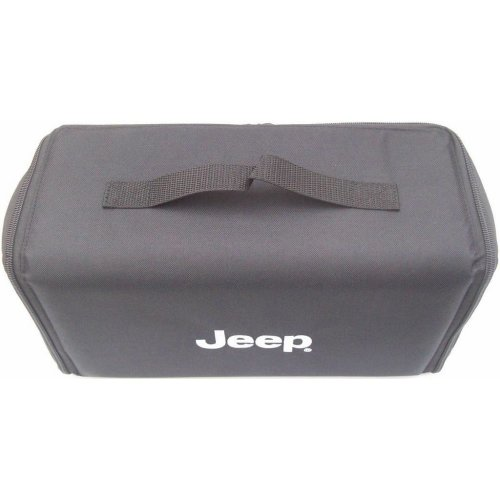 Jeep Cherokee Genuine New Mopar Rear Black Cargo Liner Mat & Case 82213724