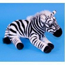 Dowman Zebra Soft Toy 30cm