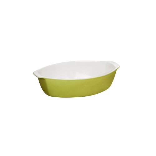 Ovenlove Baking Dish, 0.9 Ltr, Lime Green