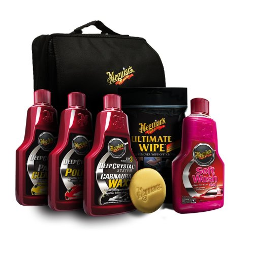 Meguiar's 110-Year Anniversary Edition Car Care Kit