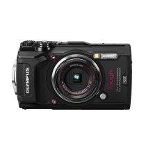 Olympus Tough TG-5 Camera - Black | Waterproof Digital Camera