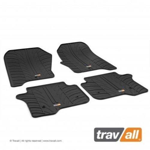 Travall Rubber Car Floor Mats [rhd] - Land Rover Discovery 4 (2009-) 4p+fx