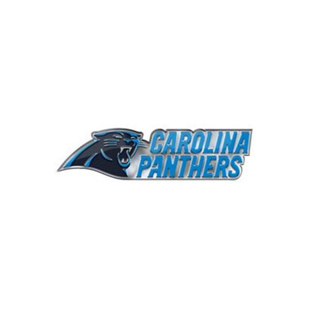 a5ded952 Team Promark 8162026605 Carolina Panthers Auto Emblem Color Alternate Logo