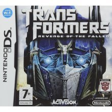 Transformers Revenge of the Fallen - Autobots Nintendo DS Game