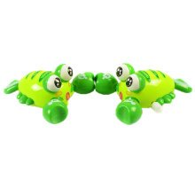 Set of 2 Cute Animals Wind-up Toy for Baby/Toddler/kids, Crayfish(Color Random)