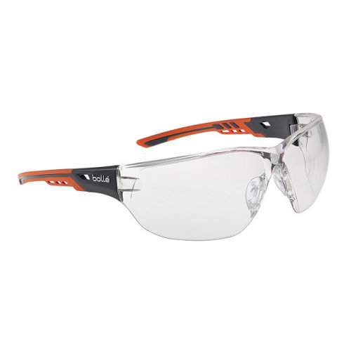 Bolle NESS+ NESSPPSI Safety Glasses Spectacles Clear Lens