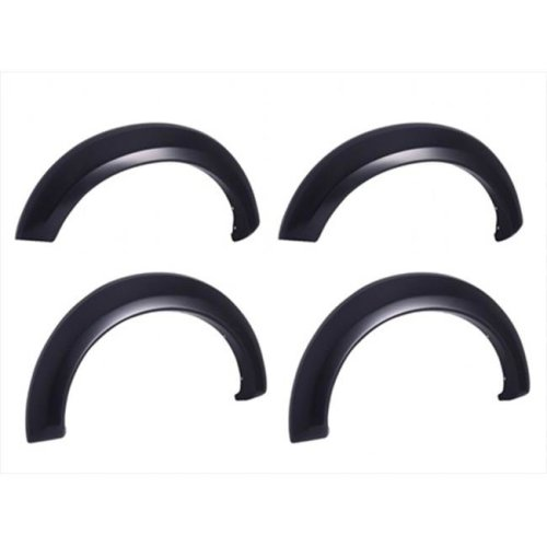 EGR 781404 OEM Look Fender Flare Set of 4 No-Drill - Front And Rear