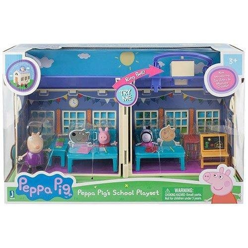 Peppa Pig Deluxe School House Playset