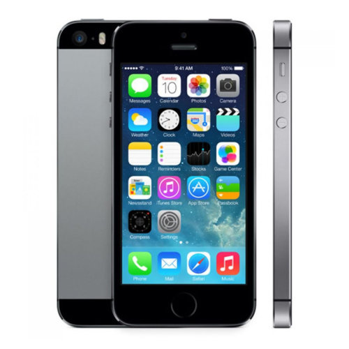 Apple iPhone 5 - Black/Slate