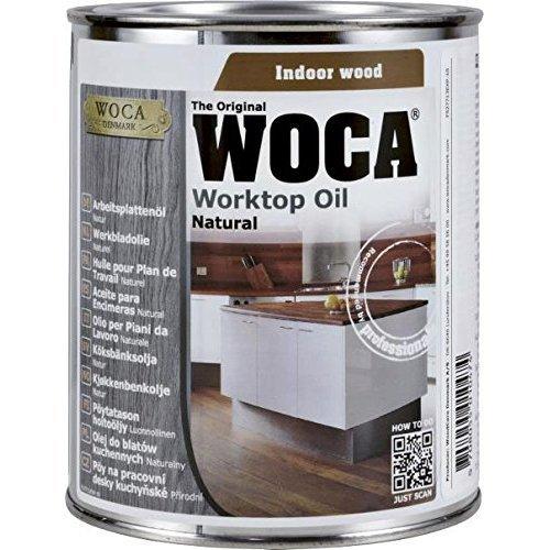 Woca, top oil, 0.75 L, natural, 527713AA