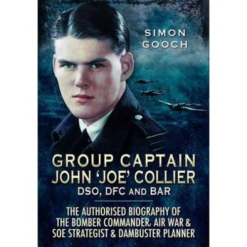 Group Captain John 'joe' Collier Dso, Dfc and Bar