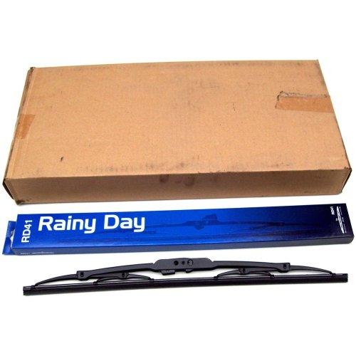 "Job Lot x 10 Rainy Day Federal Mogul Universal Wiper Blades 41cm / 16"" RD41 C01"