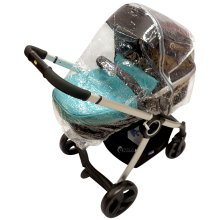 Raincover Compatible With ABC Design Viper 4 Carrycot (198)