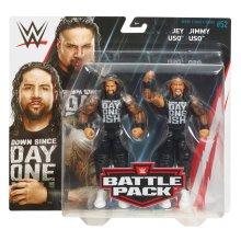 WWE Battle Pack - Series 52 - Jey Uso & Jimmy Uso